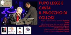 """Stagione Teatrale di Montalcino 2018-2019 - """"PUPO..."""