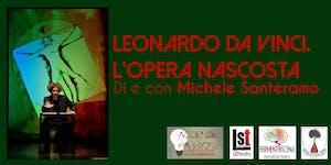 """Stagione Teatrale di Montalcino 2018-2019 - """"LEONARDO..."""