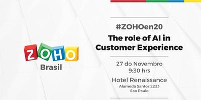 #ZOHOem20 - Brasil