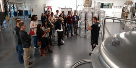 Brewery Tour & Tasting (2019) tickets