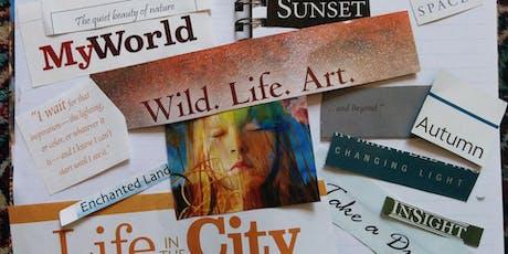 2020: Werde kreativ und setze Deine Ideen um! Vision Board Workshop Tickets
