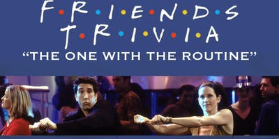 """Friends Trivia NYE \""""The One with the Routine\"""" at Pinstripes Northbrook"""