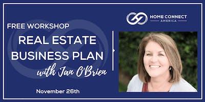 FREE Real Estate Business Plan Workshop - w/ Jan O\