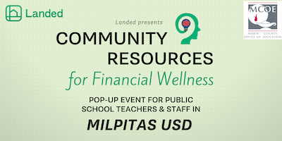 MILPITAS - Community Resources for Financial Wellness