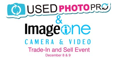 Trade In-Trade Up with Used Photo Pro and Image One Camera!