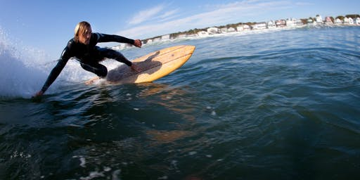 August 4-Day Wooden Surfboard Building Workshop At Grain Surfboards in Maine