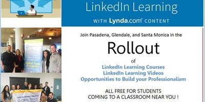 LASC LinkedIn Learning Rollout - Los Angeles - November