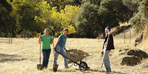 Diablo Restoration Team Workday - Marsh Creek 8