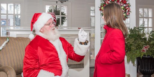 Breakfast with Santa at the Chatham Wayside Inn