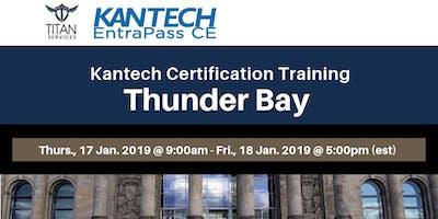 Thunder Bay Kantech CE Certification - Victoria Inn