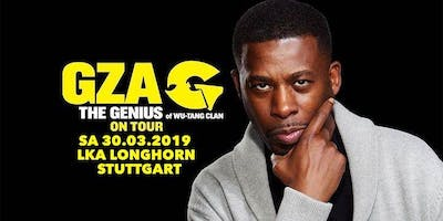 GZA / The Genius ( Wu Tang Clan )