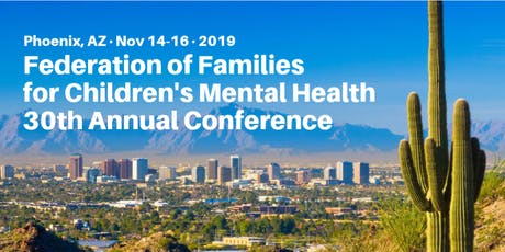 National FFCMH 30th Annual Conference tickets