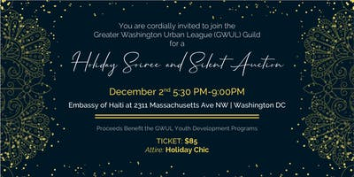Holiday Soiree and Silent Auction