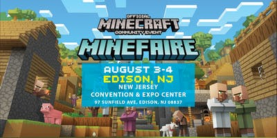 Minefaire: Official MINECRAFT Community Event (Edison, NJ)