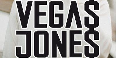 Vegas Jones - LIVE @ Colibrì Disco