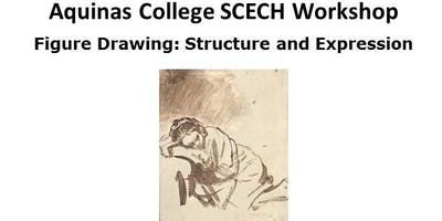 Aquinas College Art Department SCECH Figure Drawing Workshop Spring 2019: Structure and Expression with Chris LaPorte