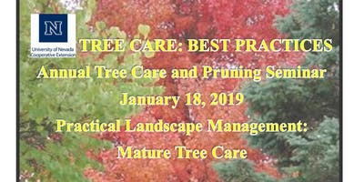 2019 Tree Care and Pruning Seminar