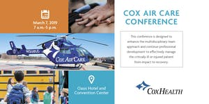 2019 Cox Air Care Conference