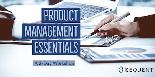 Product Management Essentials Workshop – Washington DC