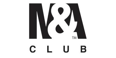 M&A Club Montréal : Réunion du 27 novembre 2018 / Meeting November 27th, 2018