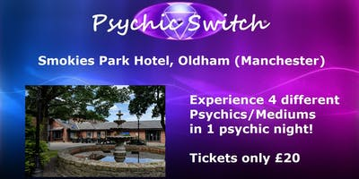 Psychic Switch - Oldham