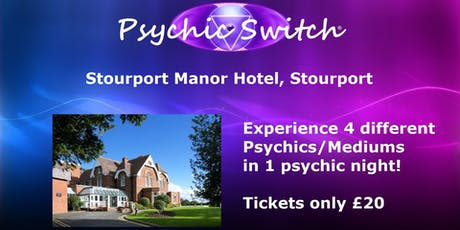 Psychic Switch - Stourport tickets