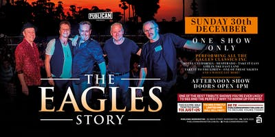 The Eagles Story LIVE at Publican!
