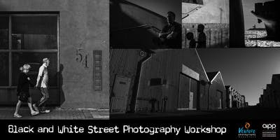 Black and White Street Photography Workshop (January 2019)