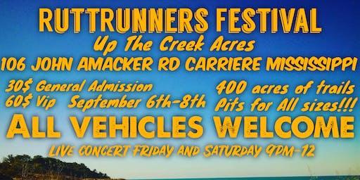 RuttRunners Festival Mississippi # 3