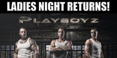 Ladies Night: Canadian Playboyz