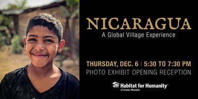 Nicaragua: A Global Village Experience Photo Exhibit