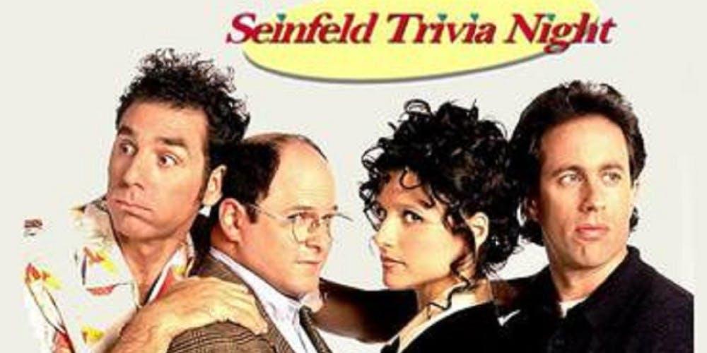 Seinfeld speed dating