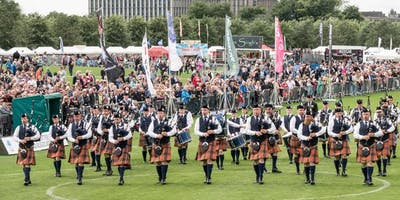 SFU Pipe Band: In Concert