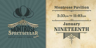 The Montrose Spectacular: The Montrose Chambers 113th Annual Gala