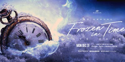 Frozen in Time NYE 2019 - Vancouver