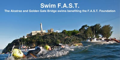 Swim F.A.S.T. 2019 Alcatraz and Golden Gate Bridge Swims