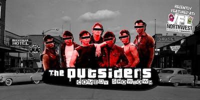 The Outsiders Comedy Showdown: Battle of BC (Nov 16th)