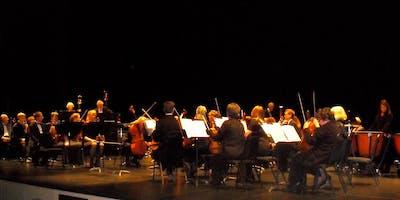 Chilliwack Metropolitan Orchestra - Tchaikovsky in America
