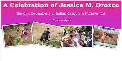 A Celebration of Jessica Mae Orozco