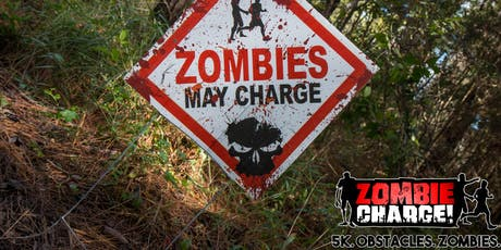 ZOMBIE CHARGE - AUSTIN - SEPTEMBER 21, 2019 tickets