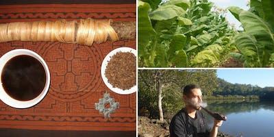 Mapacho (tobacco) ceremony