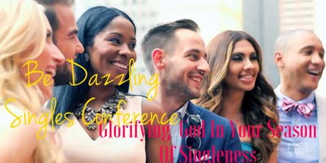 Be Dazzling Singles Conference 2019  tickets