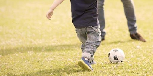 Allura - Ready Steady Go Kids: multi sports program