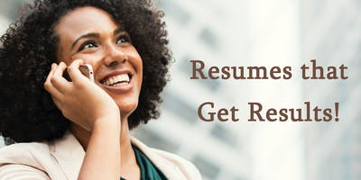 Resumes that Get Results!