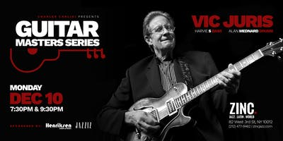 Guitar Masters Series: Vic Juris Trio