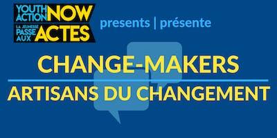 CHANGE-MAKERS | ARTISANS DU CHANGEMENT