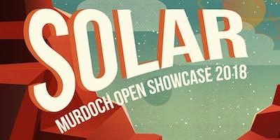 SOLAR- Murdoch Open Showcase 2018