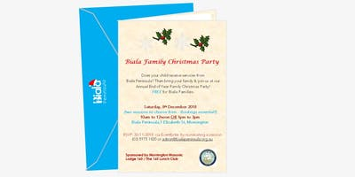 Biala Christmas Party - Saturday 8th December 2018