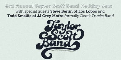 3rd Annual Taylor Scott Band Holiday Jam