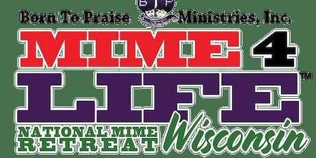 "Born To Praise Ministries, Inc. Mime4Life 2019 ""The Rekindling"" Retreat tickets"